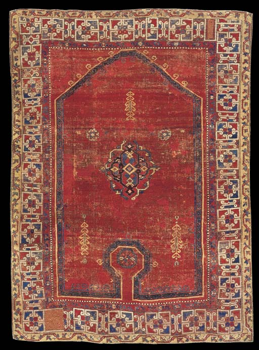 Wher Collection Bellini Re Entry Carpet First Half Xvi Century