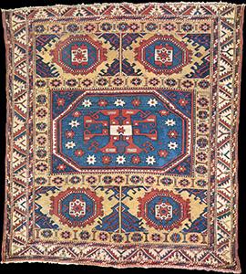 Antique Western Anatolian Bergama Rugs