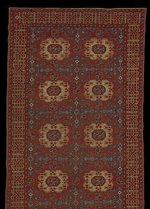 Historical Holbein Carpets Small And Large Pattern