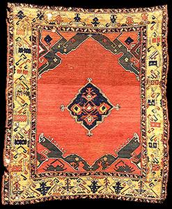 Antique Konya Rugs Carpets Kilims Illustrational Guide