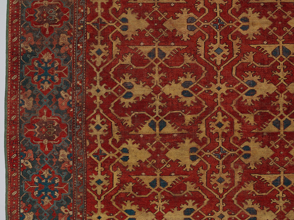 Quot Lotto Quot Carpet Late Xvi Century Western Turkey Ottoman