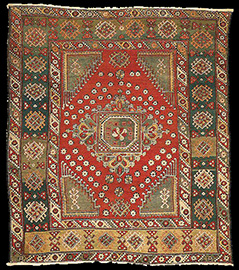 Turkish Village Rug Xviii Xix Century Published Hali 94