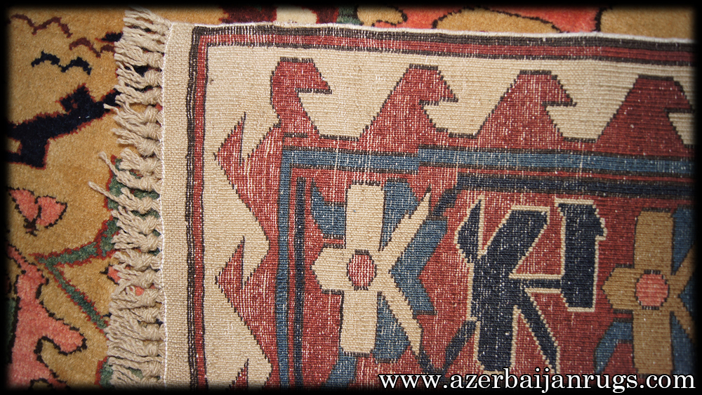 Azerbaijan Quot Harchang Quot Rug Inspired By The Early Rug From