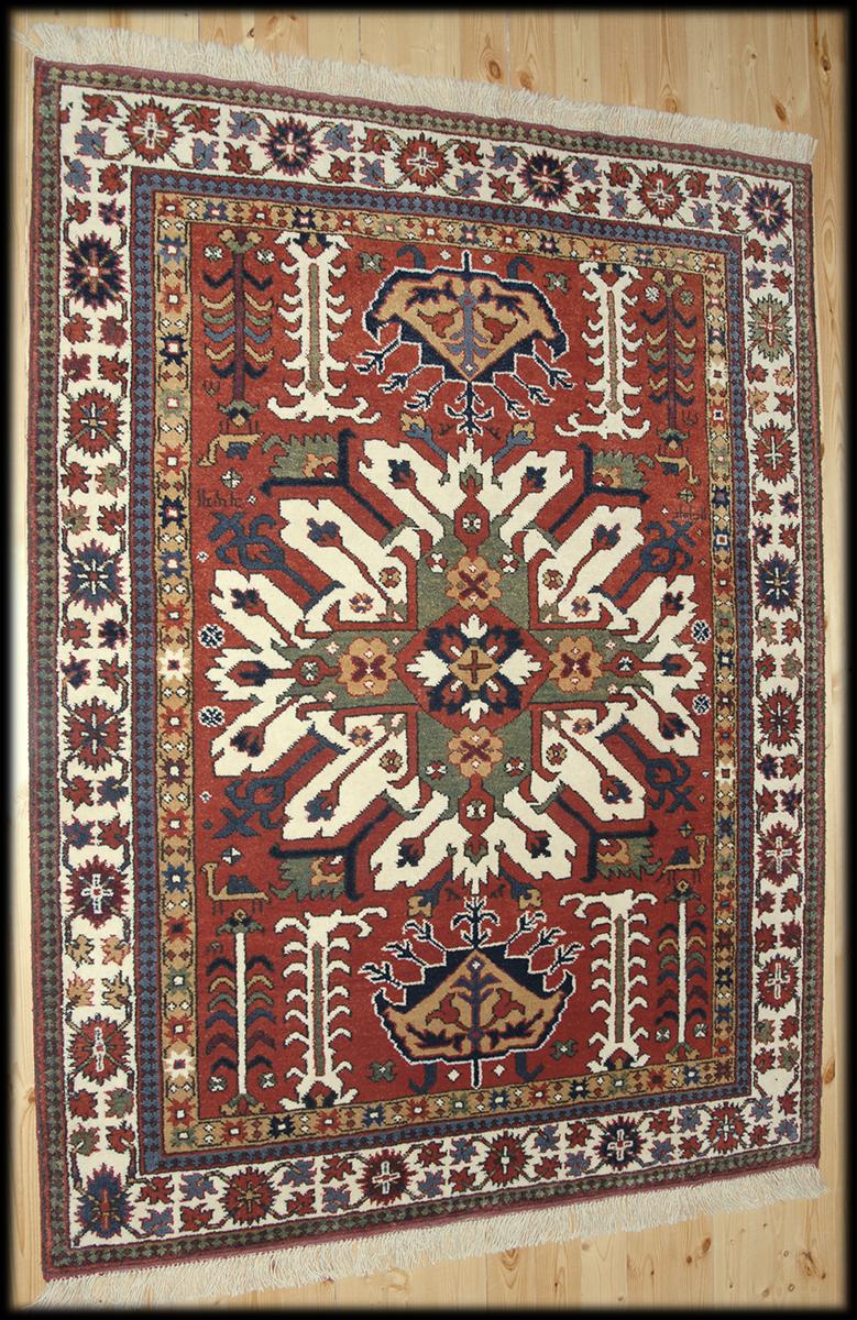Sunburst Karabagh Carpet