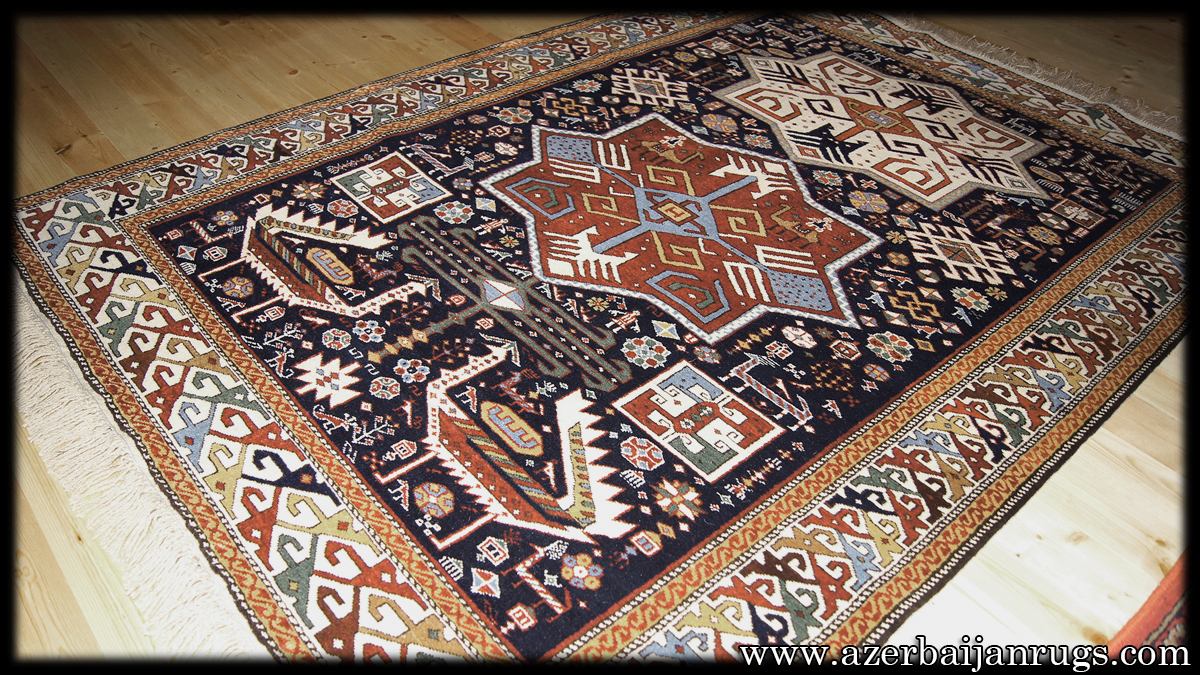 For More Information About The Above Rug Or To Place An Order Please Email  Vd@azerbaijanrugs.com (Baku, Azerbaijan) Or Ra@azerbaijanrugs.com (San  Francisco ...