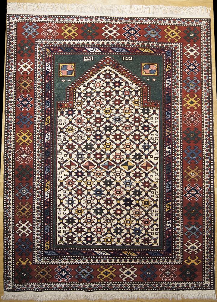 Caucasian Shirvan Prayer Rug Quot Namazlig Quot