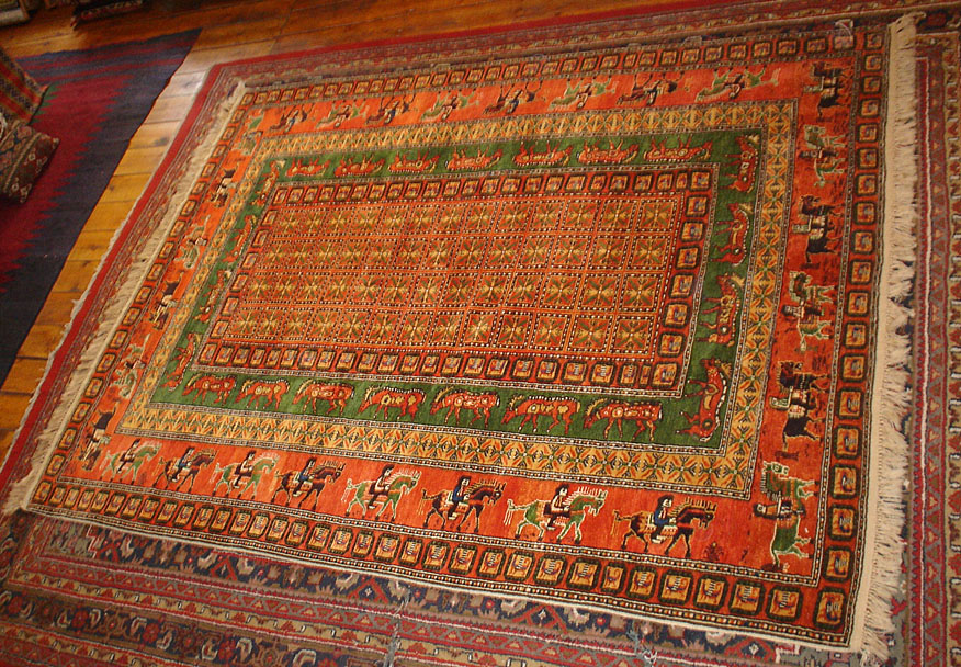 The Pazyryk Rug Pazirik Rug Pazyryk Carpet