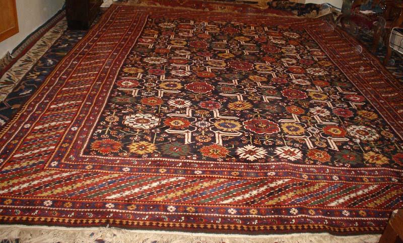 Caucasian Khila Afshan Rug Baku Rugs Caucasian Baku Rugs