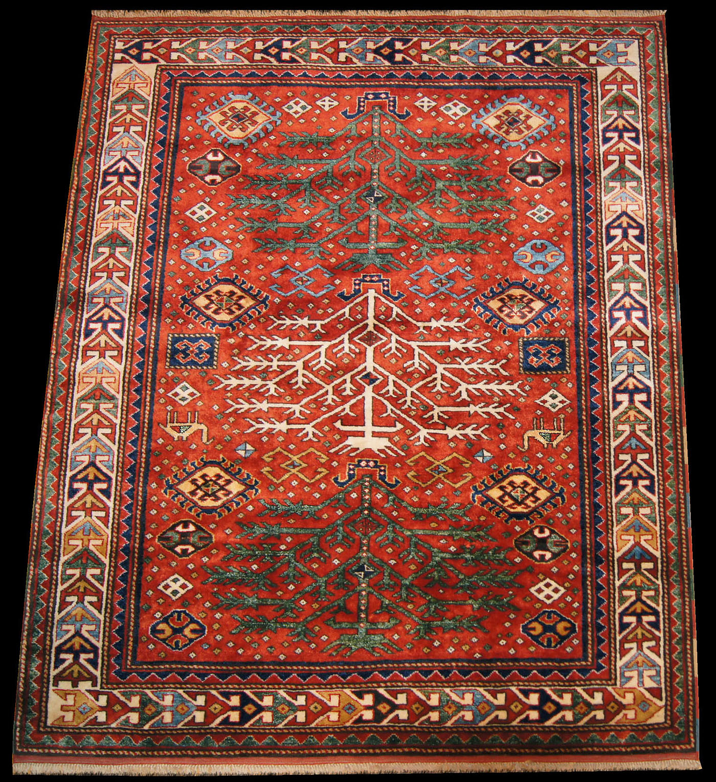 Tree Of Life Rug Caucasian Kazak Tree Of Life Rug