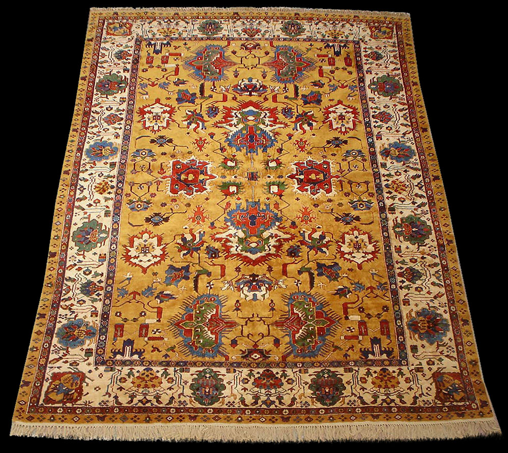 A Serapi Carpet Serapi Rugs Antique Rugs Of The Future
