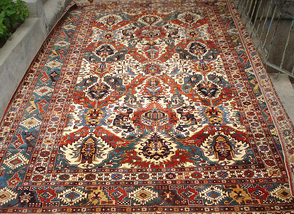 Caucasian Dragon Rug Antique Rugs Of Future Project