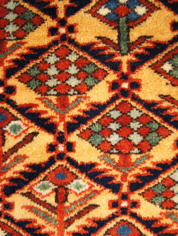 Caucasian Shirvan Marasali Kabistan Prayer Rug
