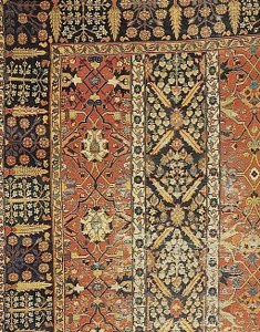 Antique Heriz Rugs And Carpets