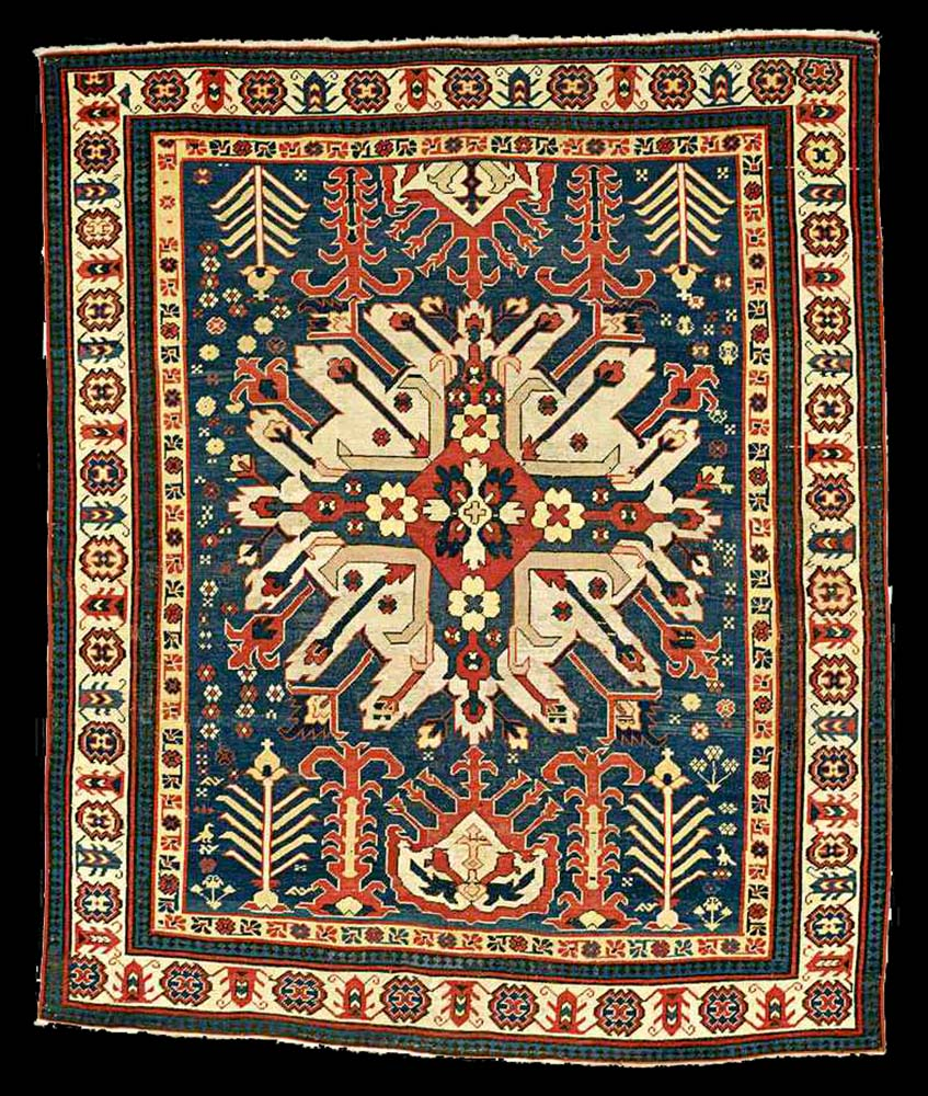 Christie S Oriental Rugs And Carpets Will Take Place 8 October 2017 In King Street London Lot 24 A Chelaberd Rug South Caucasus Late 18th Early 19th