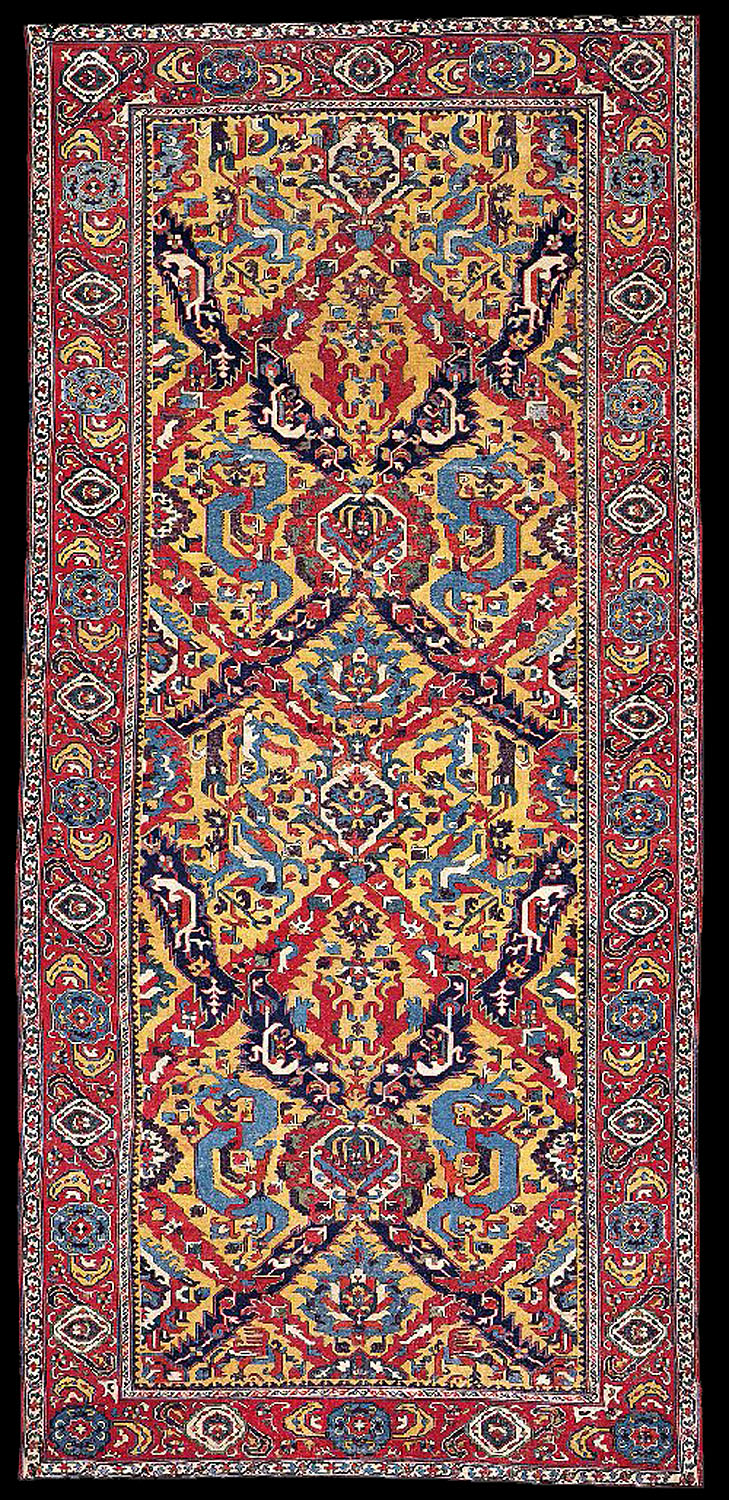Early Caucasian Carpets In Turkey Carpet Vidalondon
