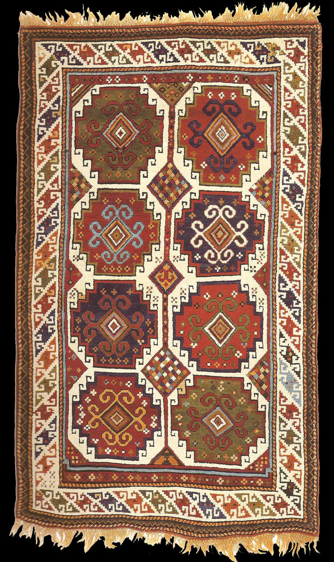 Karabagh Mogan Carpet