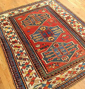 Antique Kazak Rugs And Carpets
