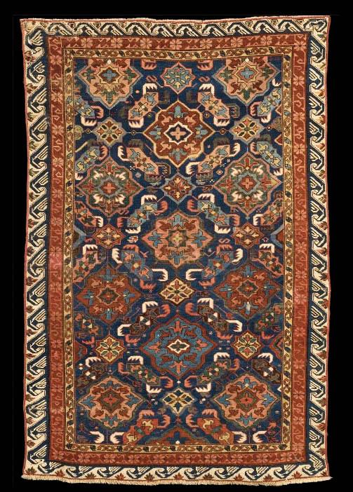 tapis seychour est du caucase. Black Bedroom Furniture Sets. Home Design Ideas