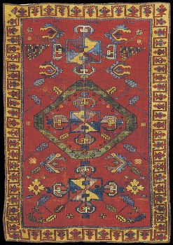 An East Anatolian Or North West Persian Rug Late 17th Early 18th Century Price Realized 29 300 57 809 Christie S 7572 Oriental Rugs And