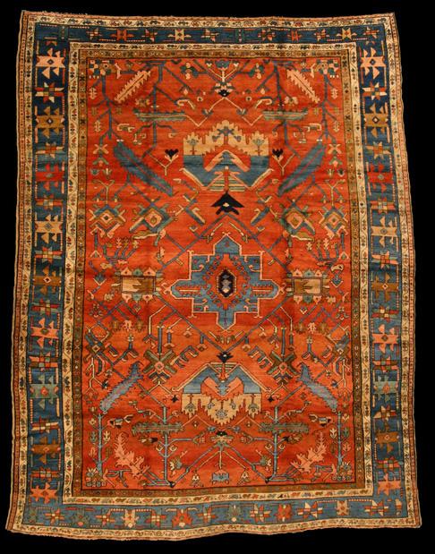 Azerbaijan Rugs