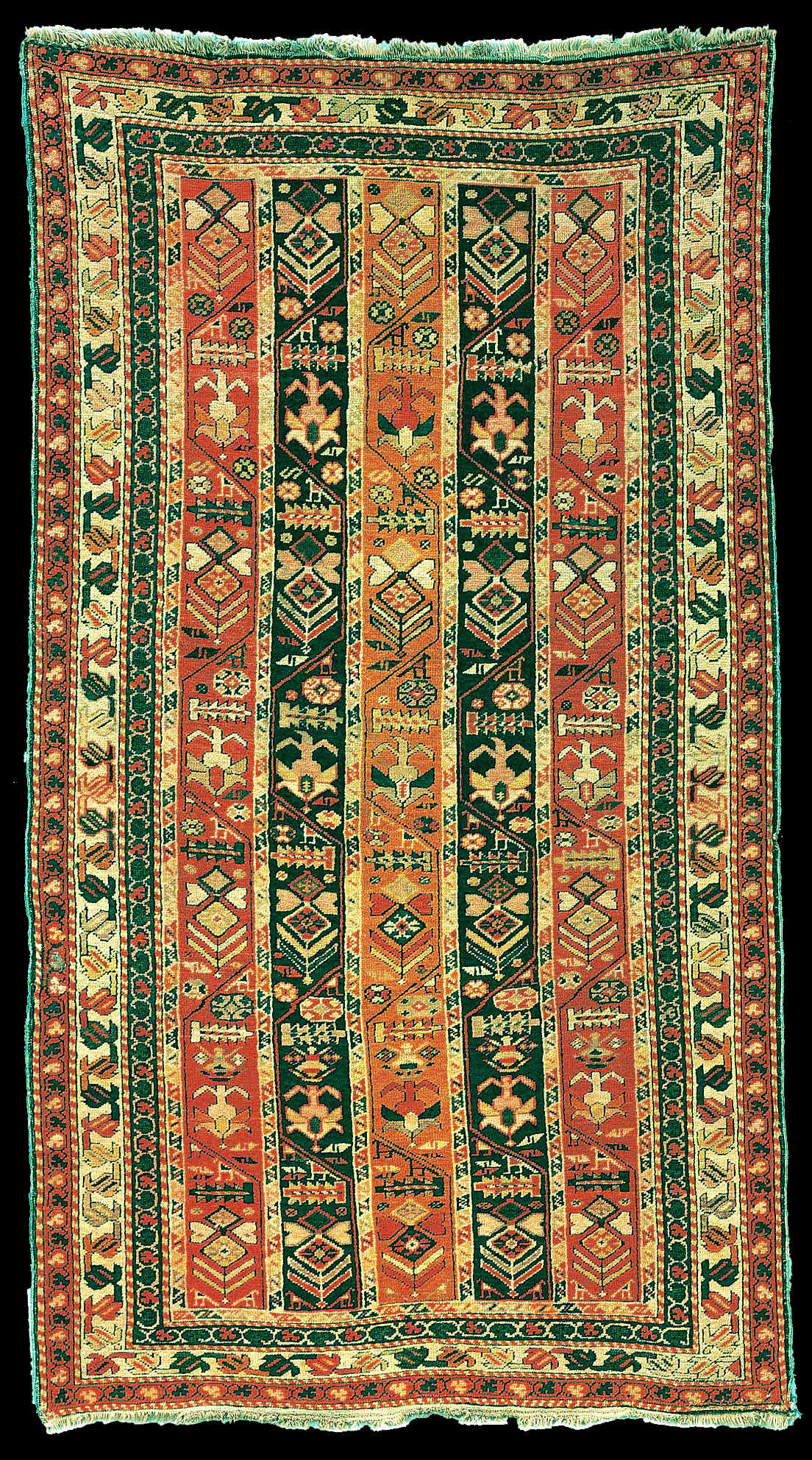 Antique Shirvan Quot Marasali Quot Rug The State Museum Of