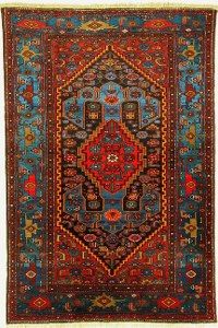 Antique And Old Zanjan Rugs And Carpets From Azerbaijan