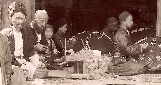 Historical Photographs Gt Gt Embroidery Masters Azeri Turks
