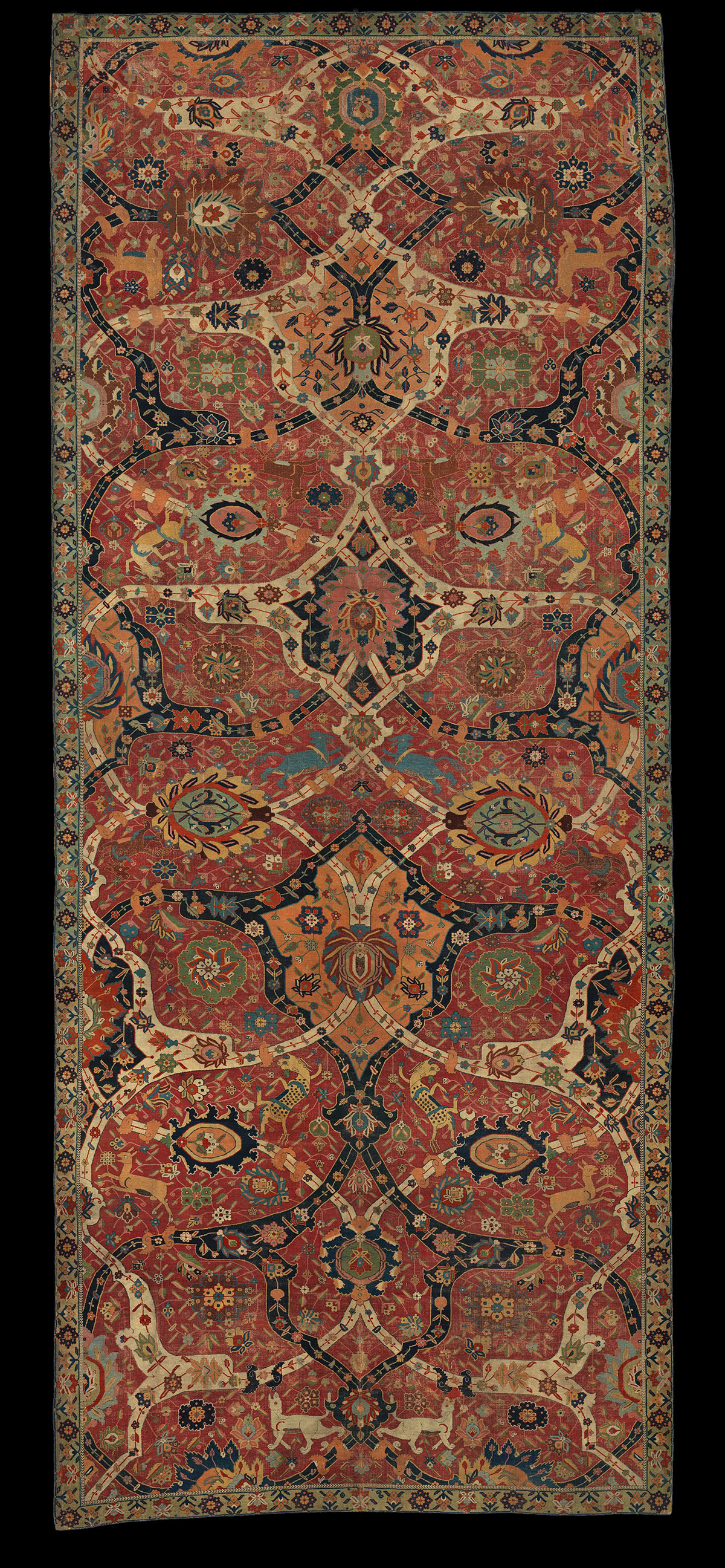 Oriental Rugs In The Metropolitan Museum Of Art New York 1973 No 47 Pp 86 113 Ill Fig 119 B W