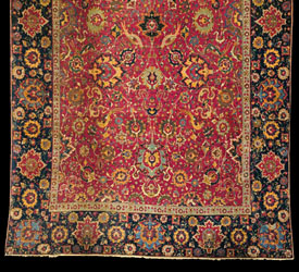 Historical Safavid Carpets